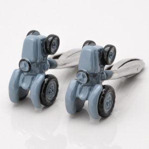 3D TRACTOR CUFFLINKS