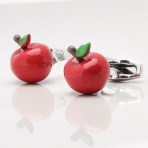 Apple Cufflinks