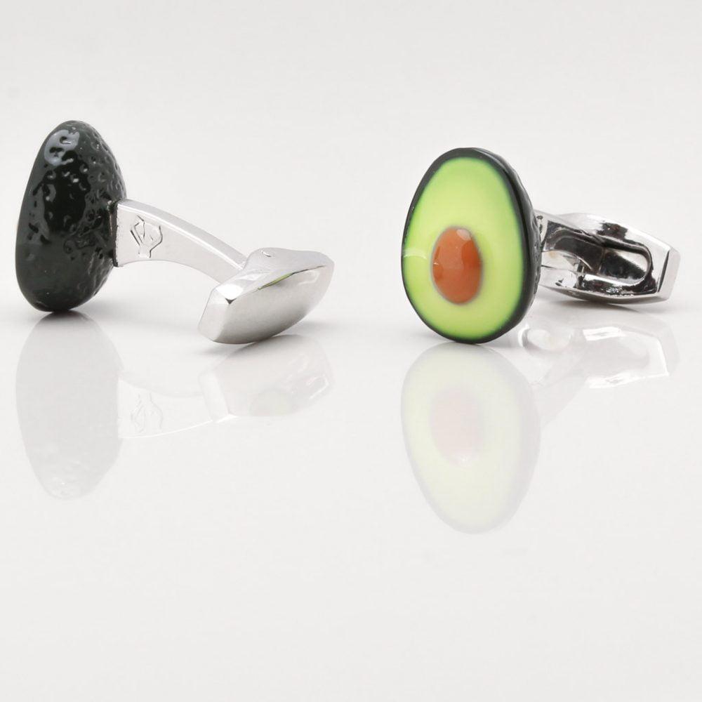 Avocado Cufflinks Cufflinks
