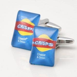 Crisp Cufflinks