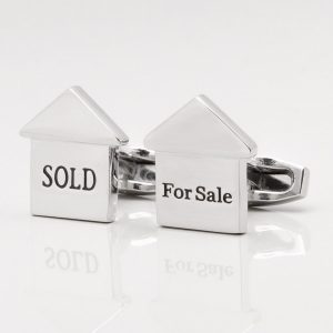 Estate Agent Cufflinks