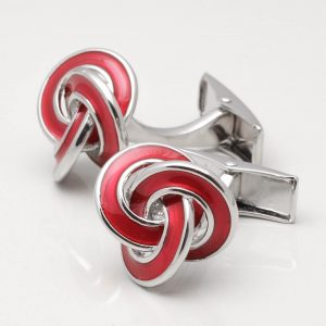 Red Knot Cufflinks