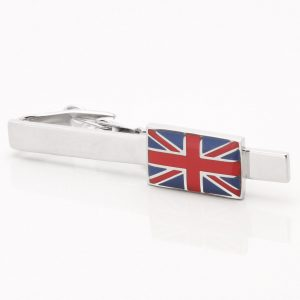 Union Jack Tie Bar
