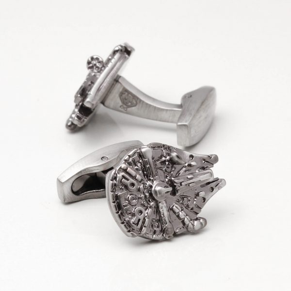STAR WARS MILLENNIUM FALCON CUFFLINKS GALLERY