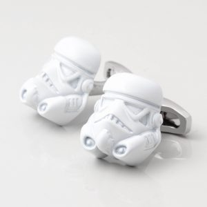 STAR WARS STORMTROOPER CUFFLINKS
