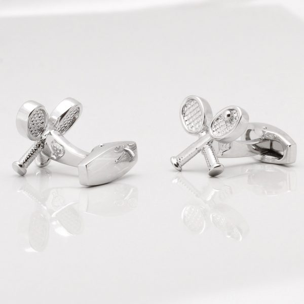 Tennis Cufflinks Gallery