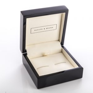 Luxury Single Cufflink Box