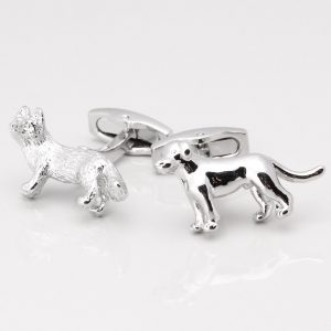 FOX AND HOUND CUFFLINKS