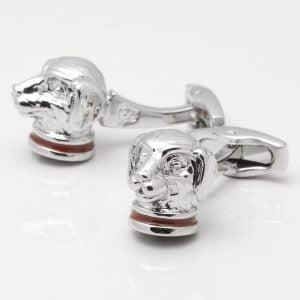 Labrador Cufflinks