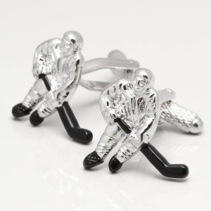 Ice Hockey Cufflinks