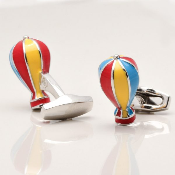 Hot Air Balloon Cufflinks Gallery