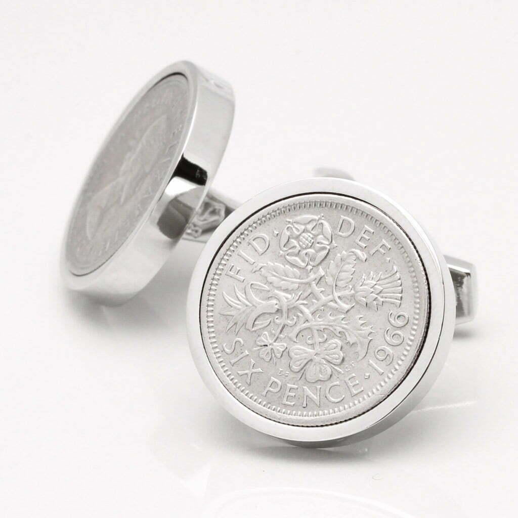 OVAL Plain Cufflinks - 925 Sterling Silver - Personalized ... |Silver Cufflinks