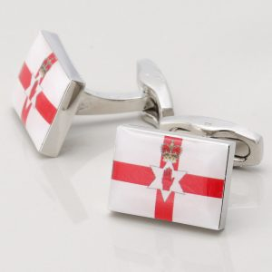 Northern Ireland Flag Cufflinks