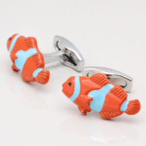 Tropical Fish Cufflinks