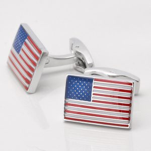 U.S.A Flag Cufflinks
