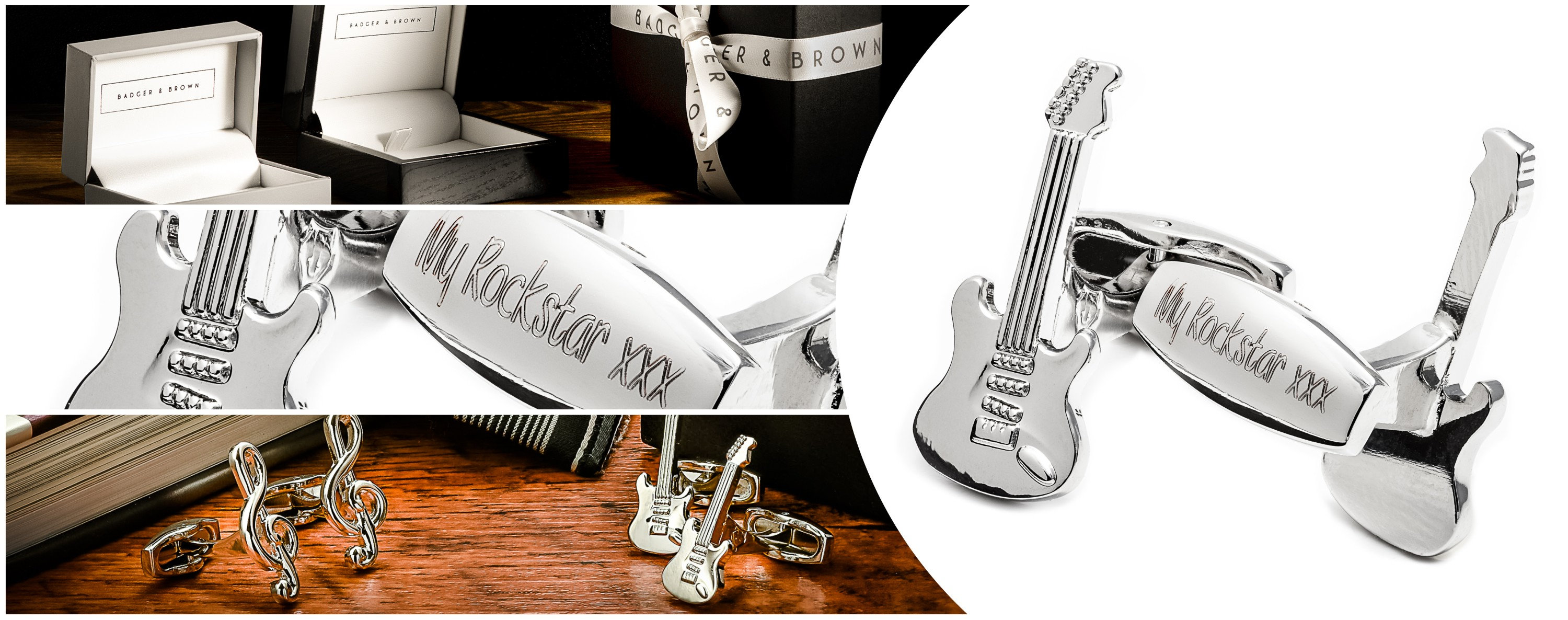 Music Cufflinks Gallery