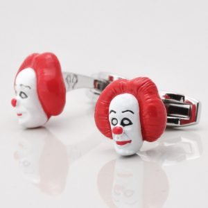 Clown Cufflinks