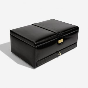 Heritage 10 Piece Black Watch Box