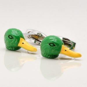 Duck Head Cufflinks