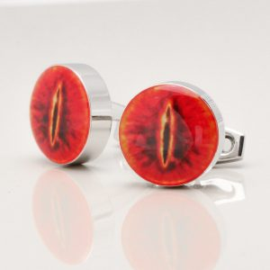 The Lord of the Rings Cufflinks, Eye of Sauron