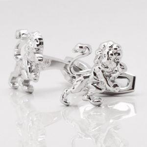 Rampant Lion Cufflinks