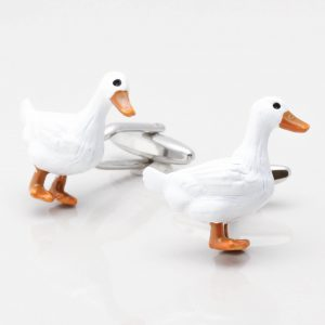 Goose Cufflinks