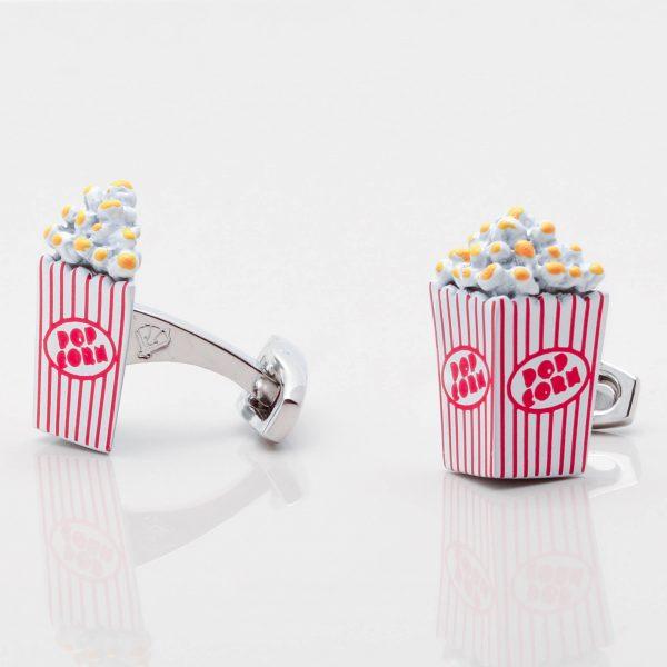 Popcorn Cufflinks Gallery