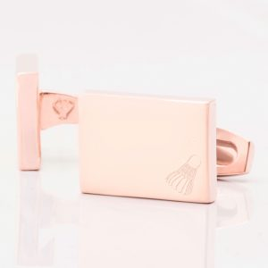 Badminton-Rectangle-Rose-Gold