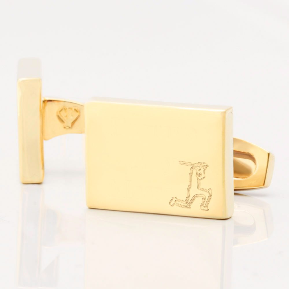 Cricket-Rectangle-Gold