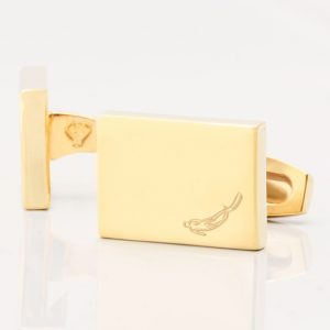 Diving-Rectangle-Gold