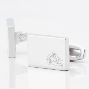 Motobike-Racing-Rectangle-Silver