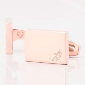 Water-Skiing-Rectangle-Rose-Gold