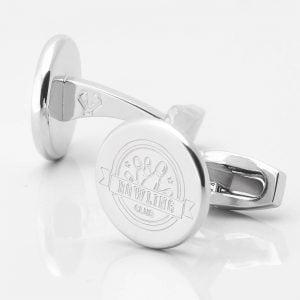 BOWLING-SPORT-CLUB-Circle-Silver