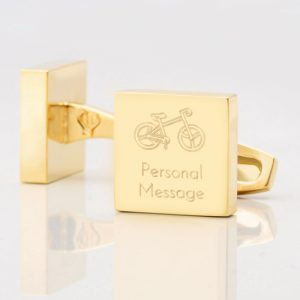 Personalised-Bicycle-Square-Gold