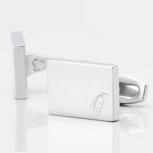 FIREMAN-Rectangle-Silver