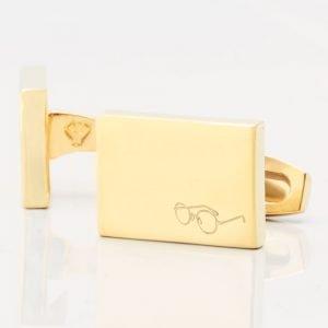 OPTICIAN-Rectangle-Gold