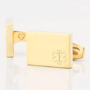 PARAMEDIC-Rectangle-Gold