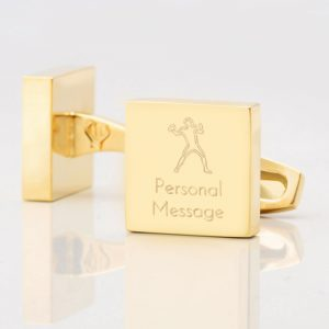 Personalised-AMERICAN-FOOTBALL-Square-Gold
