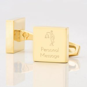 Personalised-JURIST-Square-Gold
