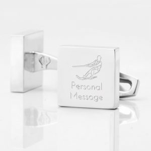 Personalised-WATER-SKIING-Square-Silver