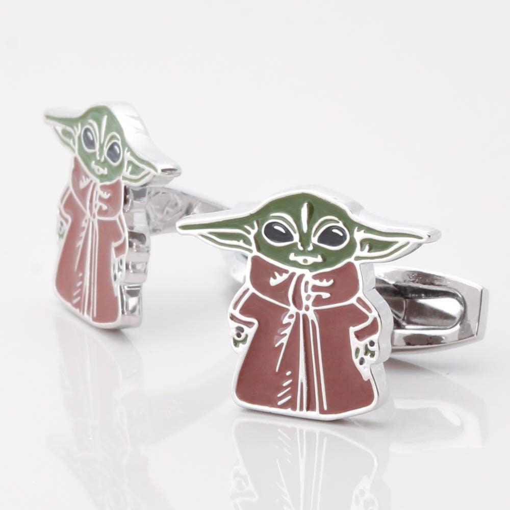 Baby Yoda Cufflinks