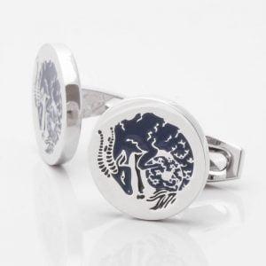 Capricorn Zodiac Cufflinks