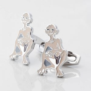 Lord of the Rings Gollum Cufflinks